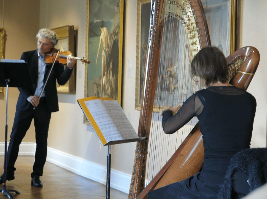 rendez-vous tout public : Musiciens de l'Orchestre Symphonique de Mulhouse ©JC Ober