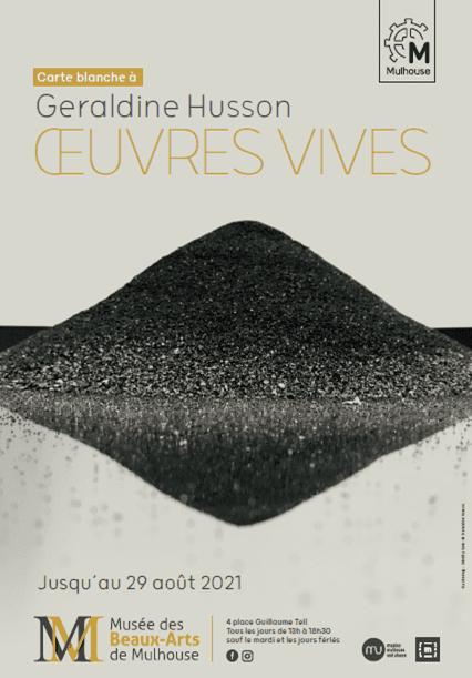 Exposition « carte blanche » à Geraldine Husson au Musée des Beaux-Arts de Mulhouse