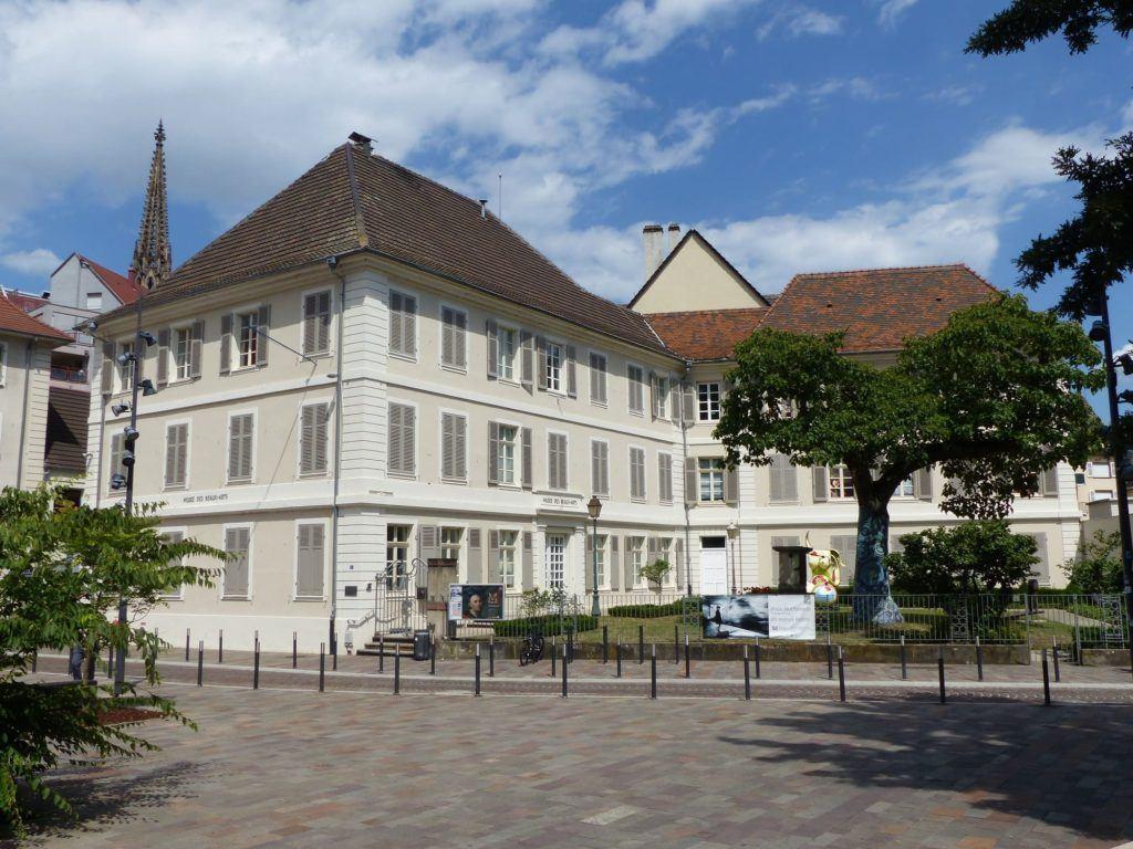 Le musée des Beaux-Arts de Mulhouse