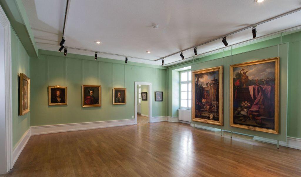 La salle école française du Musée des Beaux-Arts ©Giannelli